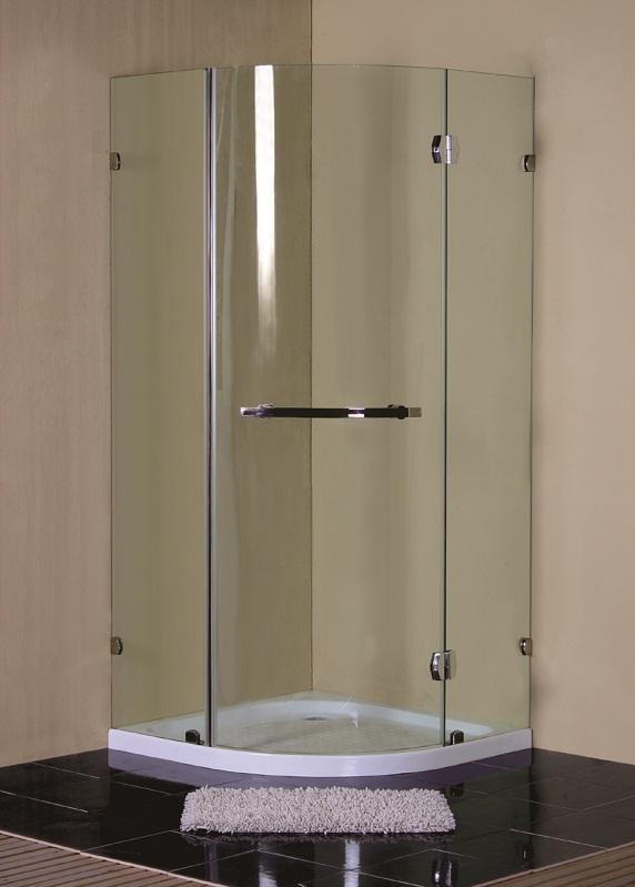 Duschkabine duschabtrennung dusche 8mm esg 3920 ebay for Dusche ohne tasse